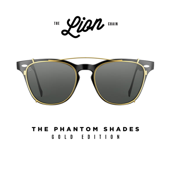 The Phantom Shades Gold Edition