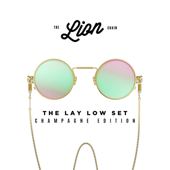 The Lay Low Set Champagne Edition