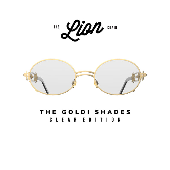 The Goldi Shades Clear Edition