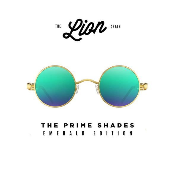 The Prime Shades Emerald Edition