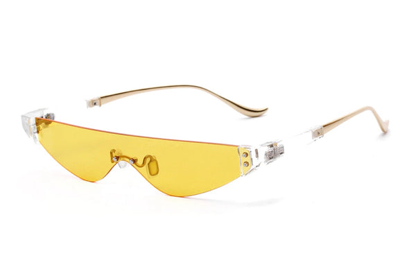The Lazer Shades Yellow Edition