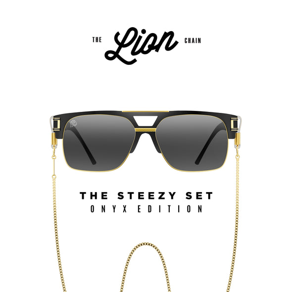The Steezy Set Onyx Edition