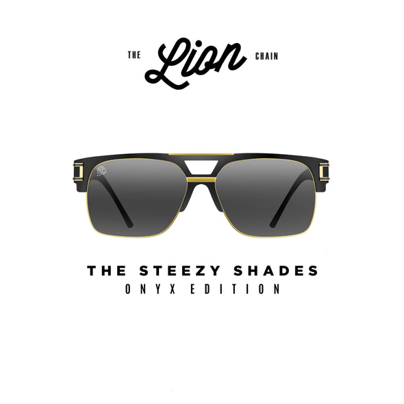 The Steezy Shades Onyx Edition