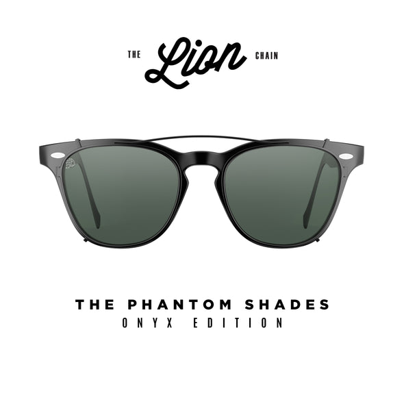 The Phantom Shades Onyx Edition