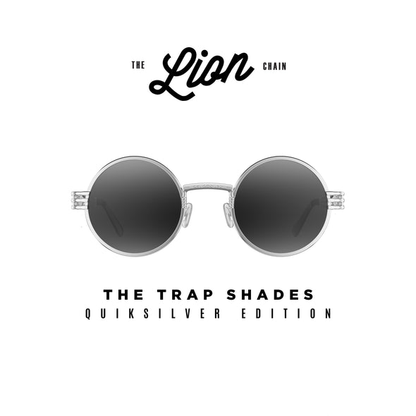 The Trap Shades Quiksilver Edition