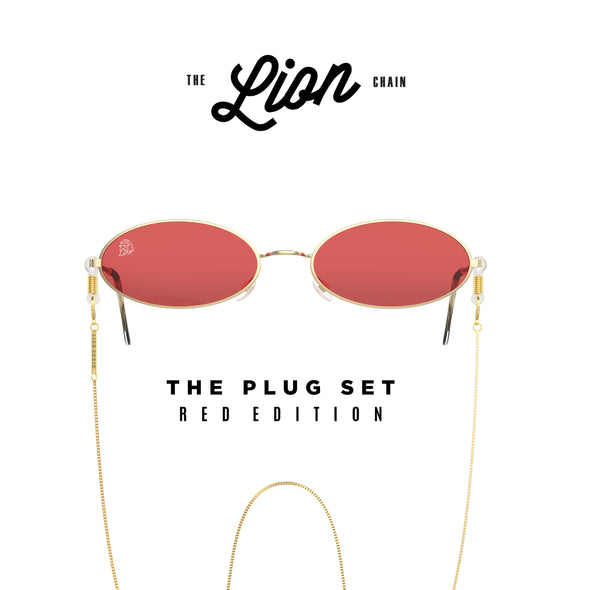 The Plug Set Red Edition