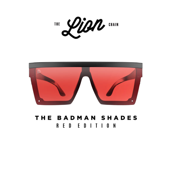 The Badman Shades Red Edition