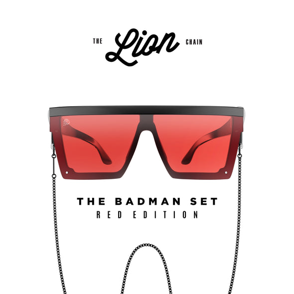 The Badman Set Red Edition