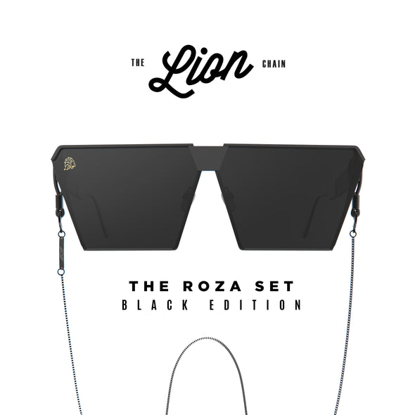 The Roza Set Black Edition