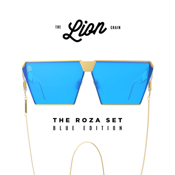 The Roza Set Blue Edition