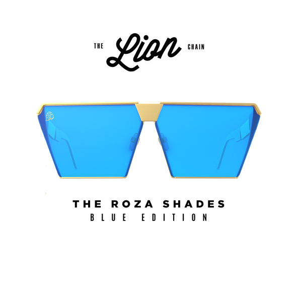 The Roza Shades Blue Edition