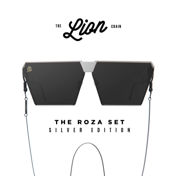 The Roza Set Silver Edition