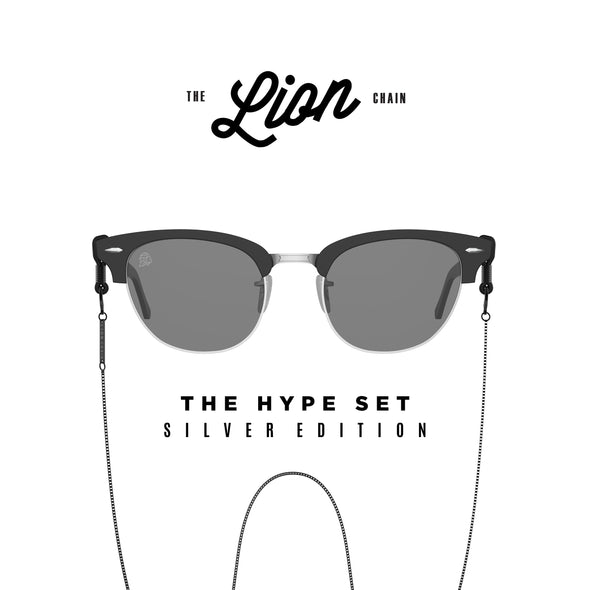The Hype Set Silver Edition (Standard Size)