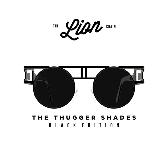 The Thugger Shades Black Edition