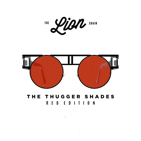 The Thugger Shades Red Edition