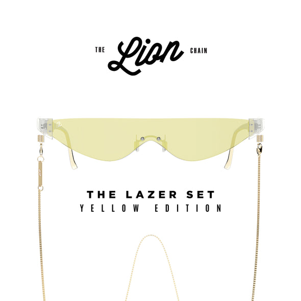 The Lazer Set Yellow Edition