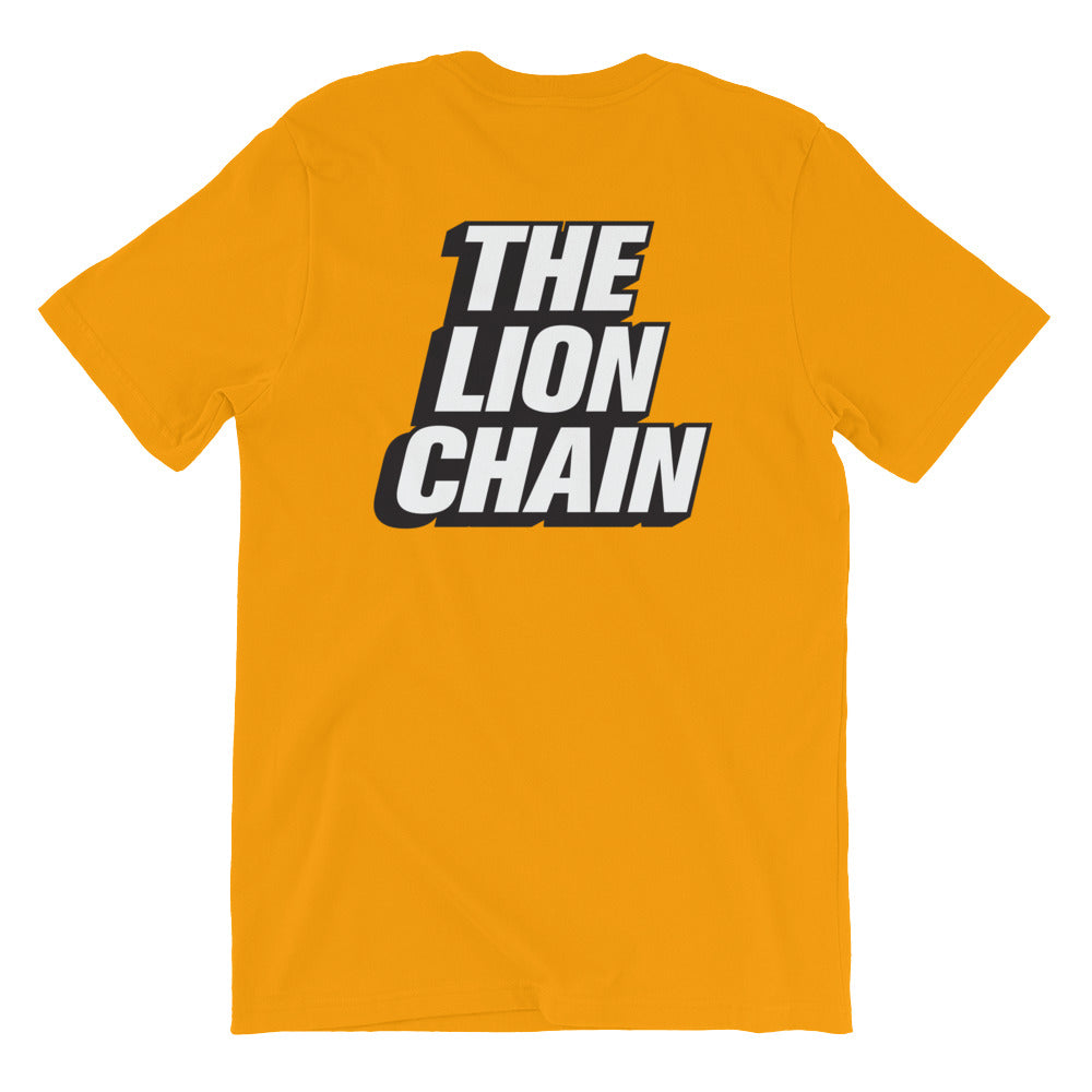 The Lion Chain Hype T-Shirt