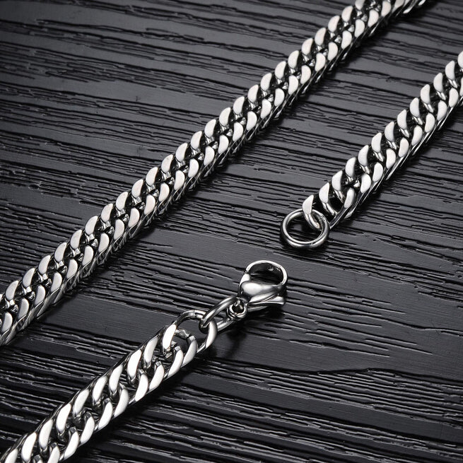 Cuban Stainless Steel Chain