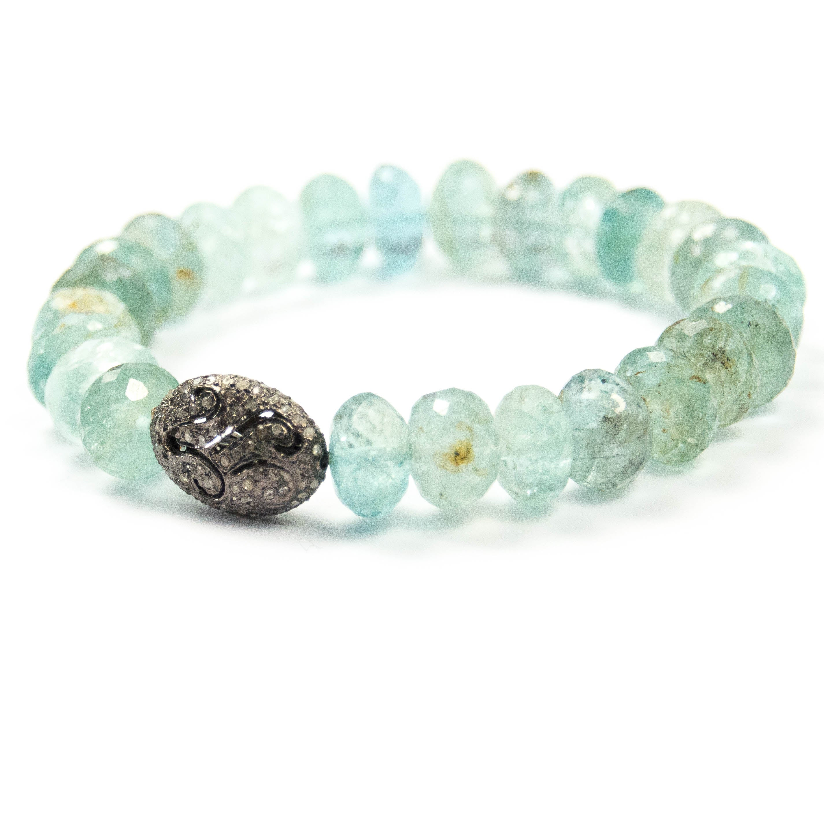 shell jewellery and tess img bracelet aquamarine silver pearl baker