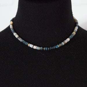 Ombré Australian Opal Necklace