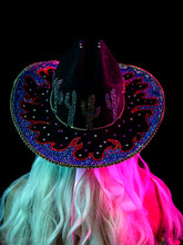 Load image into Gallery viewer, The Burnin' Hart Cowgirl Hat