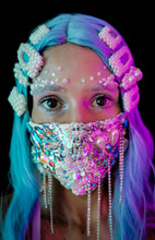 Load image into Gallery viewer, Crystal Breath Mask Cover