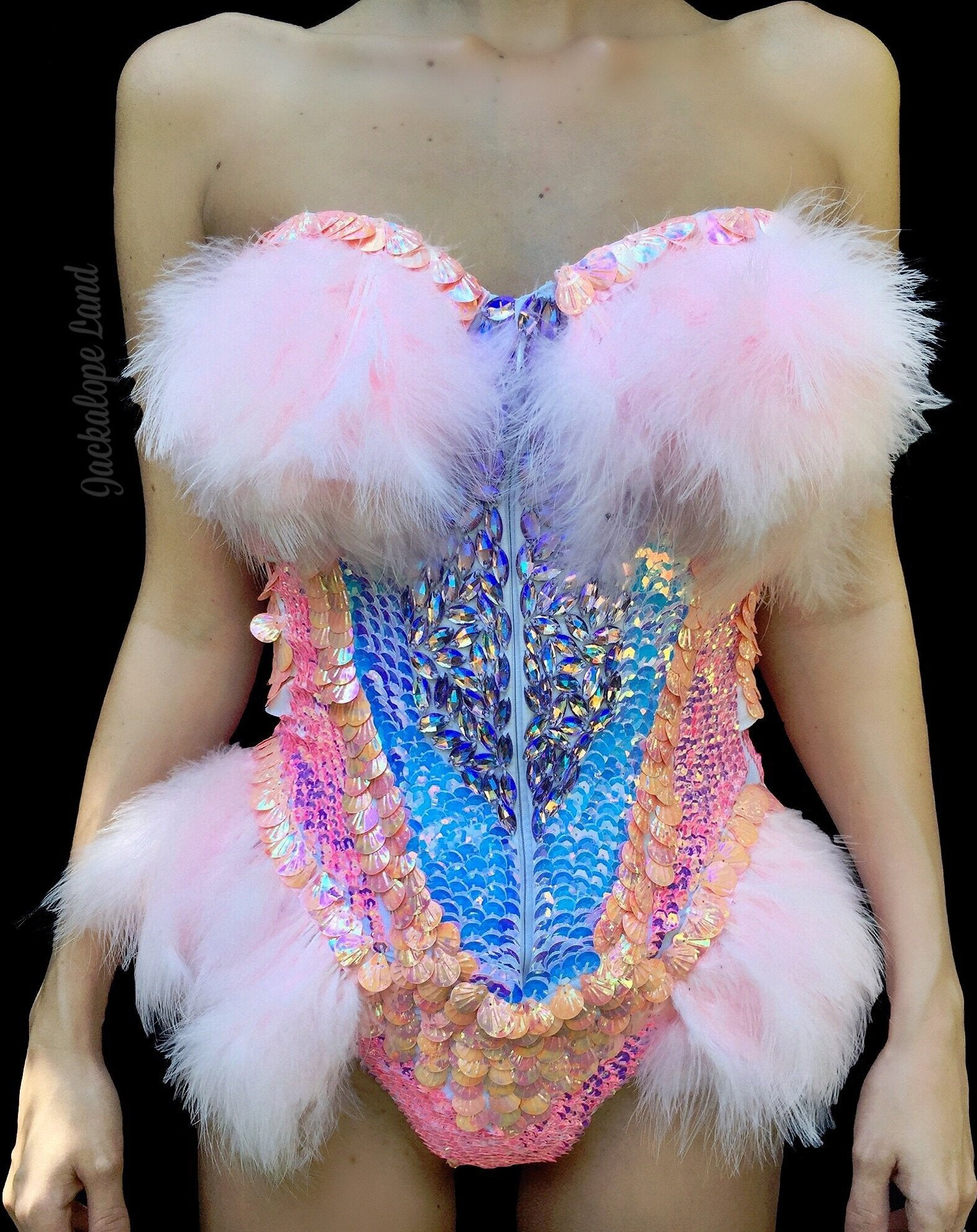 Moth Princess Bodysuit