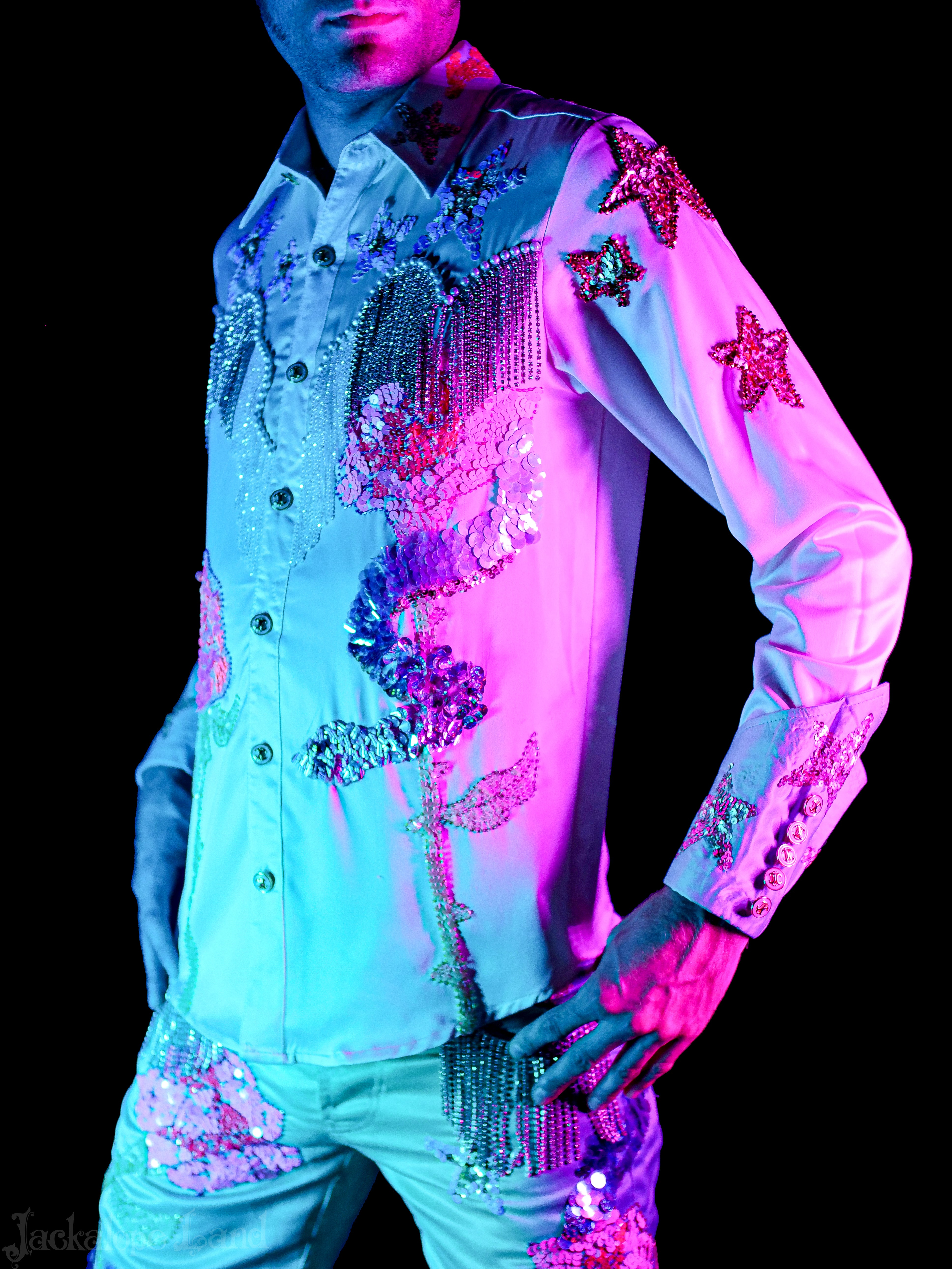 Rodeo Romeo Men's Shirt