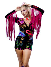 Load image into Gallery viewer, The Midnight Rider Playsuit