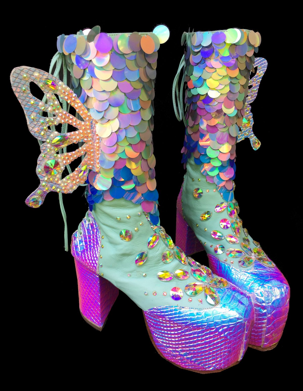 Moon-Age Daydreamer Boots