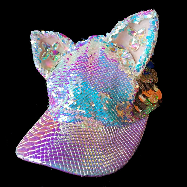 Cosmic Kitty Hat