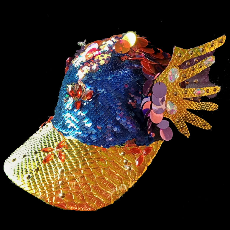 Dragon Embers Hat