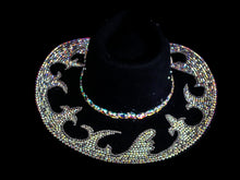 Load image into Gallery viewer, Crystal Quartz Cowboy Hat