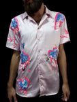 Heart Attack Men's Sequin Shirt