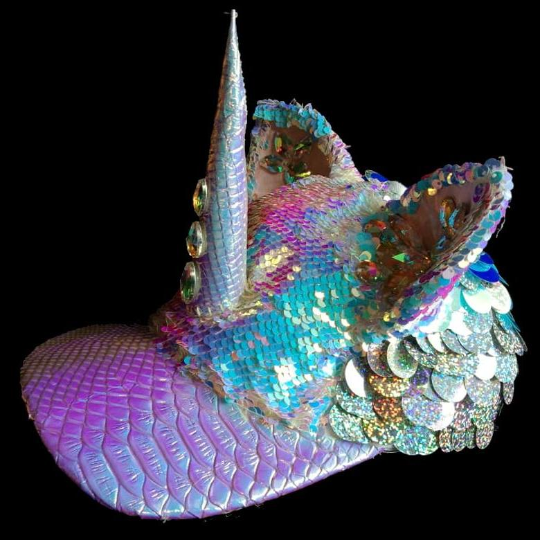 Unicorn Moonbeam Hat