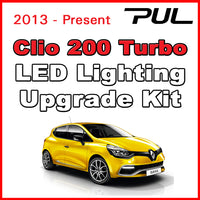 Clio RenaultSport 200 Turbo LED Lighting Upgrade Kit