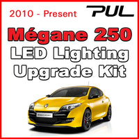 Megane RenaultSport 250 / 265 LED Lighting Upgrade Kit