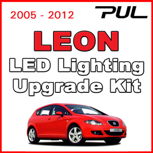 SEAT Leon 2005 - 2012 LED Lighting Upgrade Kit