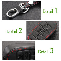 New Car Styling Key Cover Audi A1 A3 A4 A6 A5 A7 A8 Q3 Q5 S3 S4 S5 S6 Leather