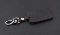 Car Leather Smart Key Cover Case For Renault Clio Scenic Megane Laguna