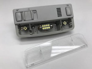 For VW T5 T5.1 T6 Interior Map Reading Light Led Upgrade Bulbs New