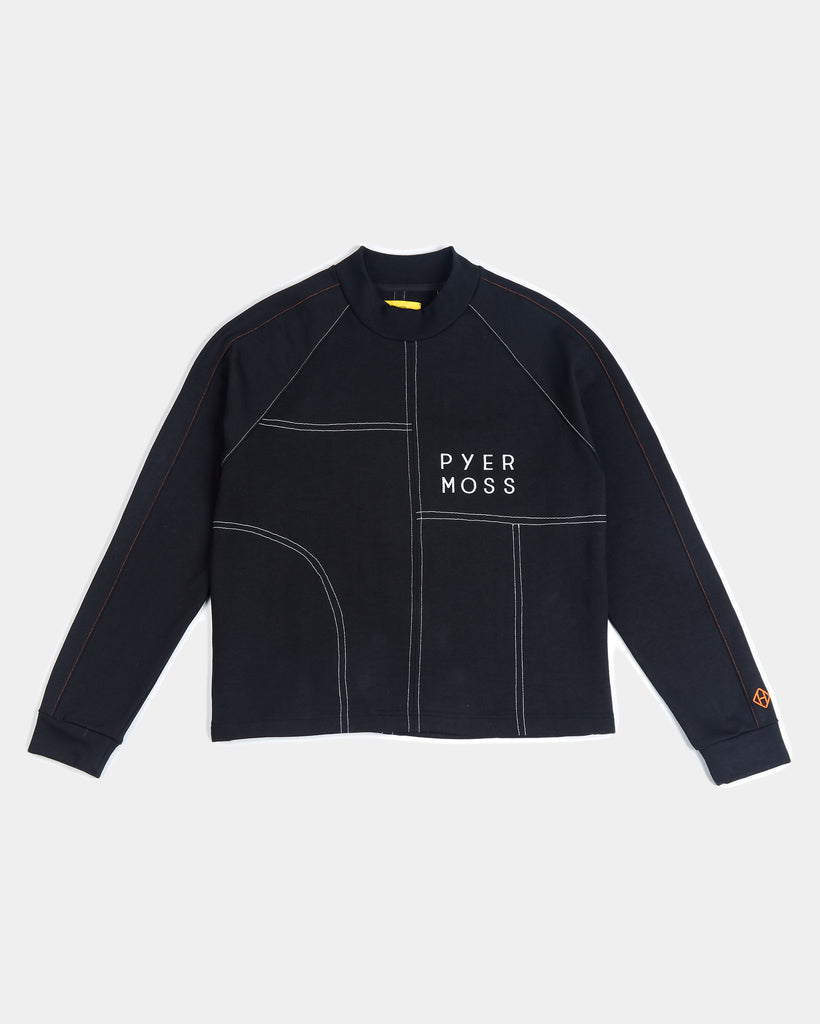 MMT 140 Hennessy by Pyer Moss Crewneck Sweatshirt