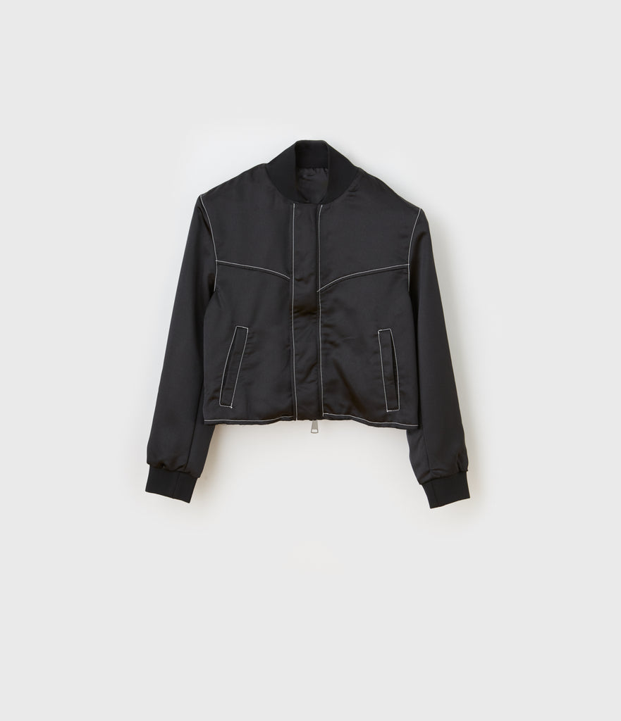 Western Cropped Bomber