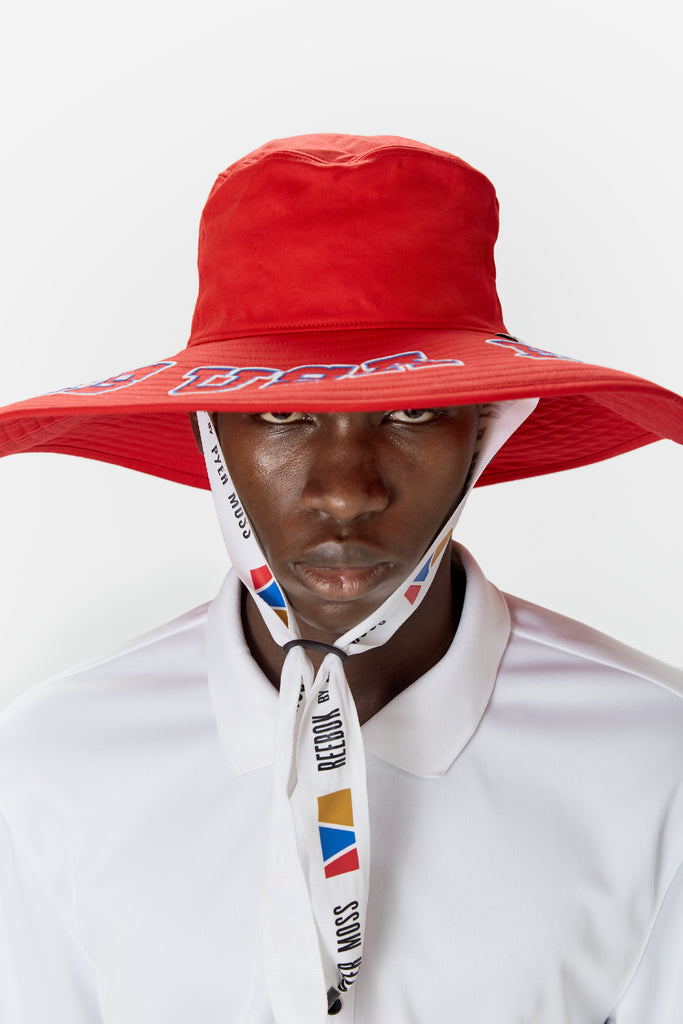 """AS USA AS U"" Bucket Hat"