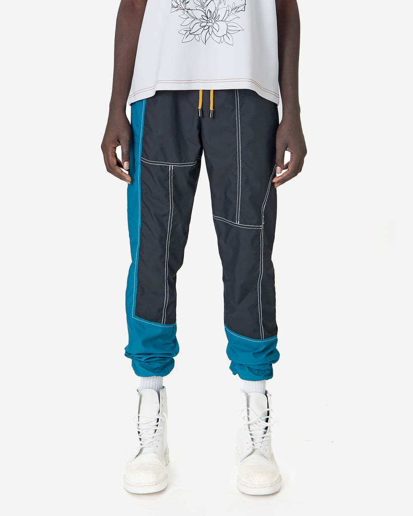 MMT 140 Hennessy by Pyer Moss Striped Parachute Jogger