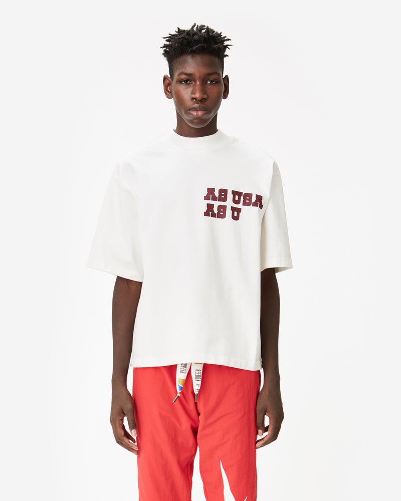 """AS USA AS U"" Short-sleeve Tee"