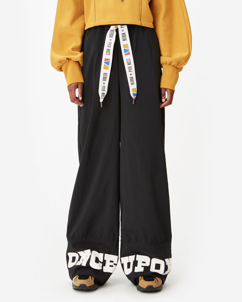 """ONCE UPON A TIME"" Printed Wide Leg Pant"