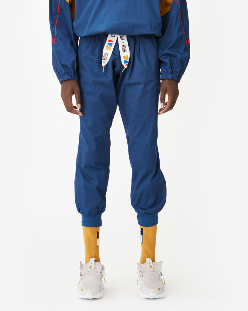 "Embroidered ""Flag Badge"" Jogger"