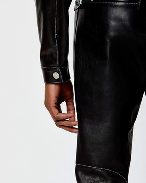 Leather Honcho Jacket