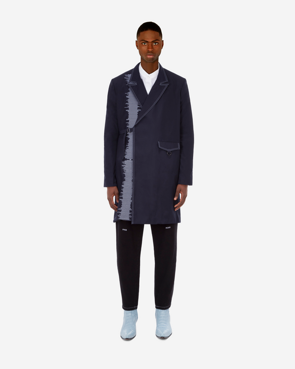 """Rock Me"" Duster Overcoat"